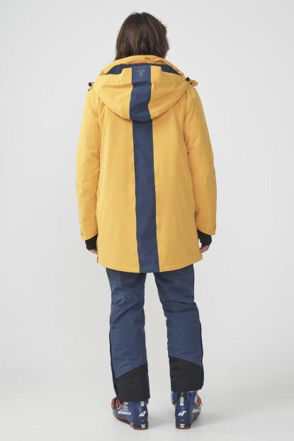 TENSON Spectre Coat M žlutá