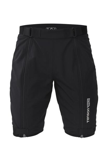 TENSON Race Shorts Uni černé