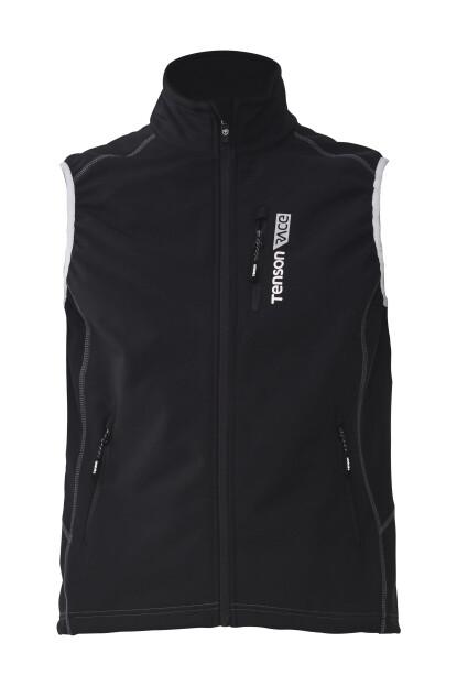 TENSON Race Vest Uni černá